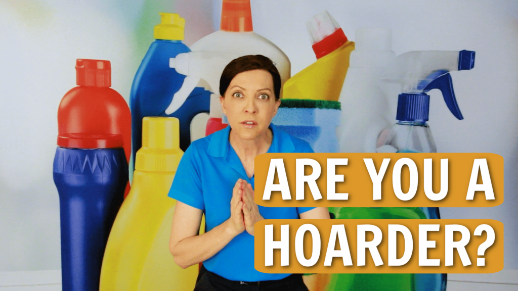 Are You a Hoarder Angela Brown Ask a House Cleaner