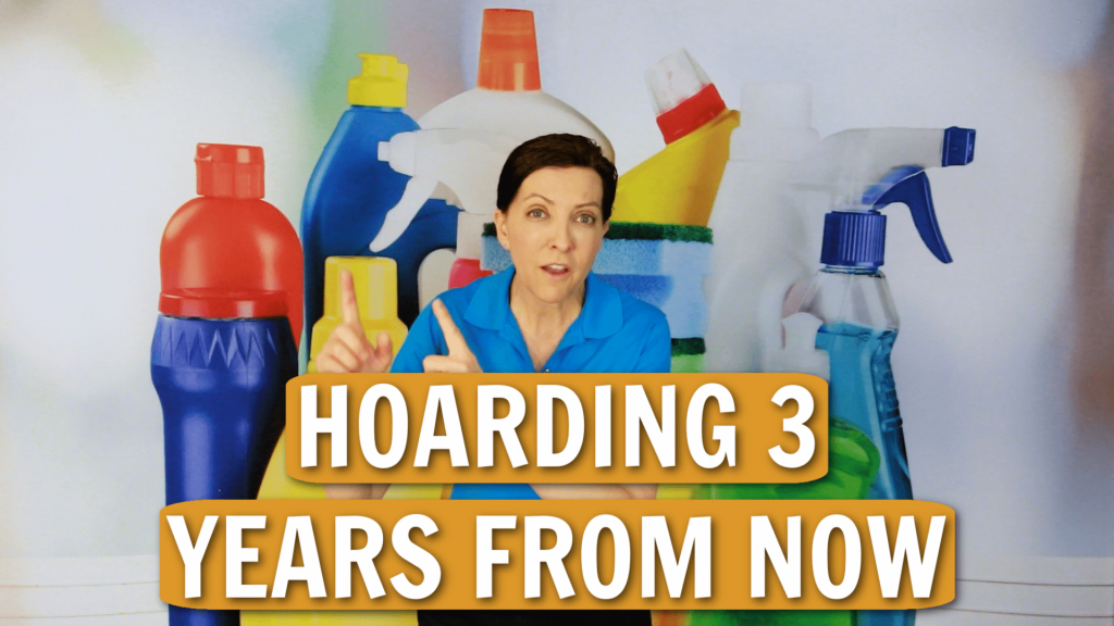 Hoarding 3 Years From Now Angela Brown Ask a House Cleaner