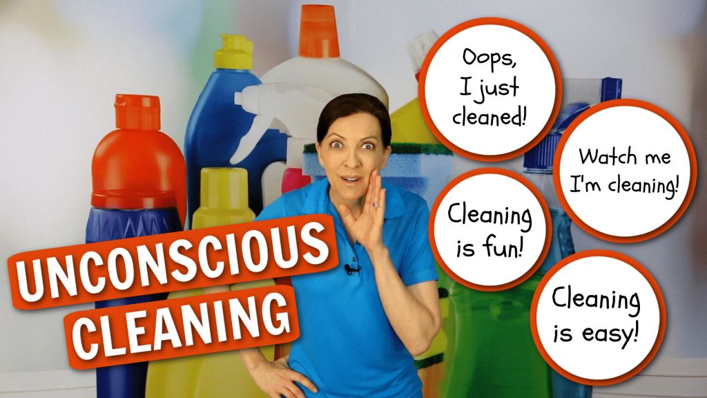 1191 Unconscious Cleaning Angela Brown Ask a House Cleaner