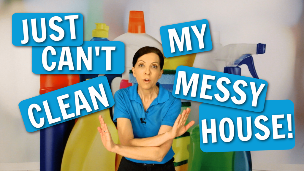 1204 Emotionally Attached to Your Own Messy House Angela Brown Ask a House Cleaner