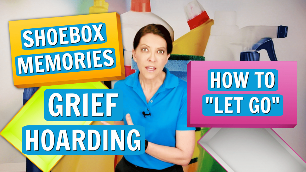 946 Grief Hoarding to Shoebox Memories, Angela Brown Ask a House Cleaner
