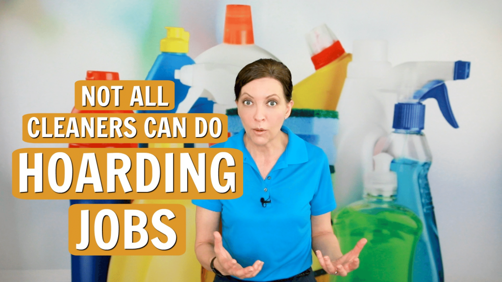 How and When to Say No to Hoarding Jobs Angela Brown Ask a House Cleaner