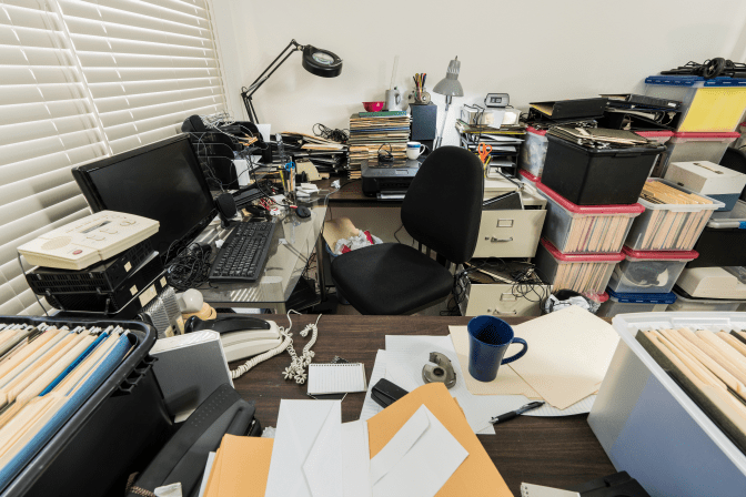 How to Charge for a Hoarding Job, Messy Room