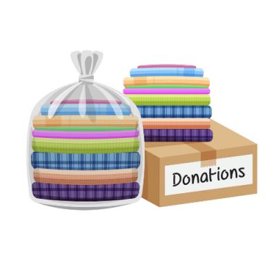 Saturday Donations