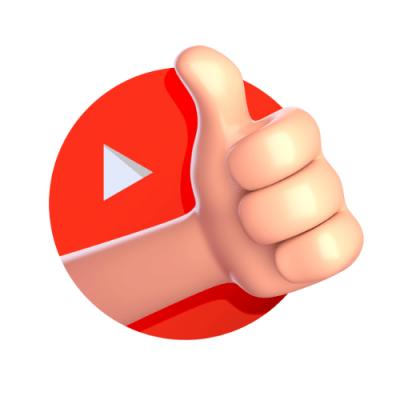 YouTube Thumbs Up